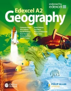 The Edexcel AS Geography Textbook by Simon Oakes et al